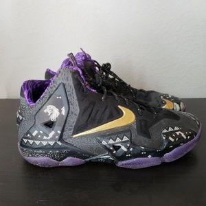fae6b288970c2 Lebrons Shoes - LEBRON JAMES LIMITED EDITION BLACK HISTORY MONTH
